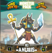 King of Tokyo / King of New York Monster Pack #3 : Anubis